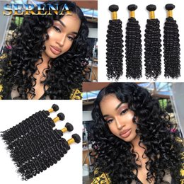 $enCountryForm.capitalKeyWord Australia - Grade 7A 10-30inches Deep Wave Hair Weaves Full Head 4 Bundles Brazilian Wavy Hair Natural 1B Human Hair Bundles Water Wave 30 Inch Bundles