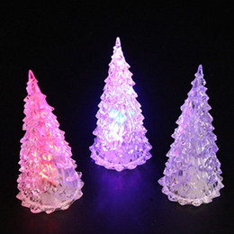 good 7 colors changing led christmas tree night light lamp home decor gift new year colorful christmas decoration supplies y18102909 home goods christmas