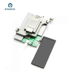 flash drive for iphone Canada - FIXPHONE Professional MJ-860 5 in 1 Hard Drive Test Fixture HDD Hard Disk NAND Flash Memory Chip Socket Test Tool For iPhone 5 5C 5S 6 6P
