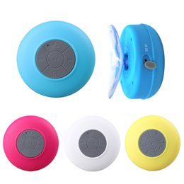 Wholesale Top Selling IPX4 Waterproof Portable Mini Bluetooth Speakers with Mount Professional OEM ODM Factory Directly welcome to order from us