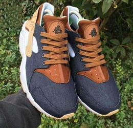 2b0953e5ace42f Custom Canvas sneaker online shopping - Air Huarache ID Custom Breathe  Running Shoes For Men Women