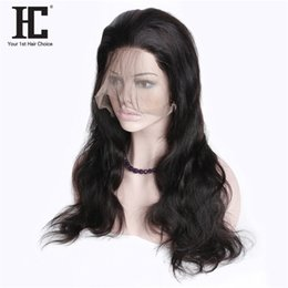 """Longest Hair NZ - Body Wave Lace Front Human Hair Wigs 10-24"""" Long Short Bob Swiss Lace Frontal Wig 130% Density Peruvian Remy Hair Wig"""