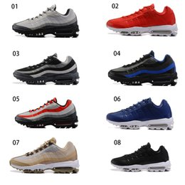 sports hiking 2018 - 2018 Air Running Shoes Men Casual Max 95 Plus Sports Shoes Men Women Athletic Snerkers Hiking Jogging Walking Outdoor Bo