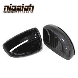 $enCountryForm.capitalKeyWord NZ - TT TTS Replacement style Carbon fiber Car Side Rear View Mirror Cover for Audi TT 8J MK2 TTS 2008 - 2014