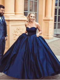 piping design for dresses 2019 - Dark Navy 2018 New Design Quinceanera Dresses Ball Gown Sweetheart Prom Dresses for Sweet 16 Princess Prom Prom Gowns Bi