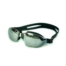 Adult Women Men Professional Waterproof Clear Glasses Anti-Fog UV Swimming  Swim Goggles Adjustable Swim Natacion Piscina ce3ef815c