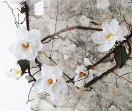 Silk Magnolia Flowers Nz Buy New Silk Magnolia Flowers Online From