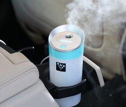 ltrasonic увлажнитель USB увлажнитель автомобиля Мини аромат эфирное масло диффузор ароматерапия туман чайник домашний офис 300 мл