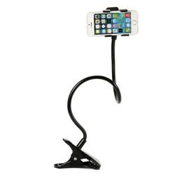 Selfie Monopod Tripod Cradle Standı Klip Esnek Cep Telefonu Kamera Tutucu