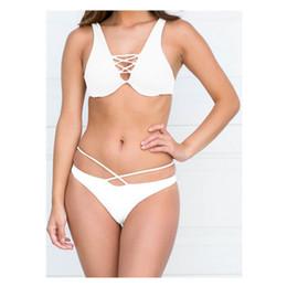 2c6ced6dec49a Bikini Set 2018 Hot Swimwear Women Bikini Sexy Beach Swimsuit Bathing Suit  Push up Brazilian Biquinis Maillot Hot products Small fresh