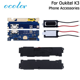 $enCountryForm.capitalKeyWord Australia - receiver ocolor For Oukitel K3 Loud Ear Speaker Receiver Earpieces USB Charge Board Replacement Repair Parts For Oukitel K3