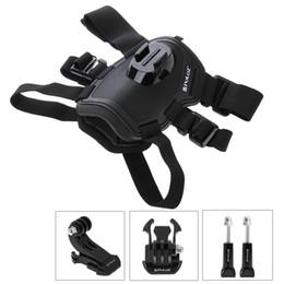 Camera Shoulder Strap Australia - Action camera Accessories Dog Fetch Harness Chest Strap Shoulder Belt Mount For Go Pro 4 3 2 SJ4000 WIFI sport Camera