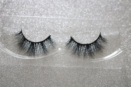 Wholesale high quality cheaper price premium long lasting handmade real Siberia mink fur lashes D mink eyelashes E9