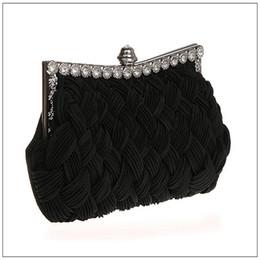 Hand Bags Leopard Prints Australia - Elegant Fashion Women Clutch Evening Party Female Weave Chain Straw Hand Bag Shoulder Tote Summer Bag Crossbody Shoulder Bag