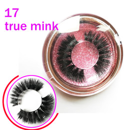 $enCountryForm.capitalKeyWord Canada - True Mink Hair False Eyelashes Soft Handmade Long Full Strips Fake Lashes Eyelashes Extension Beauty Makeup Tools gr146
