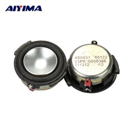 $enCountryForm.capitalKeyWord Australia - AIYIMA 2pcs Full Range Audio Speaker For HARMAN 1 inch 4 ohm 4 W Woofer Loudspeaker Speaker
