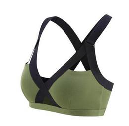 df88bea8c22f8 Sexy Push Up Sport Bras Women Padded Gym Fitness Bra Plus Size Wireless  Underwear Shockproof Running Yoga Bra Top