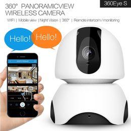 $enCountryForm.capitalKeyWord Australia - Household WIFI Mini two way audio CCTV Camera H.264 IP P2P HD Video 2MP 1080P Night Vision 10m Rotation 360 Degree 3D Navigation