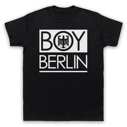 bfca1e93fdff BOY BERLIN GERMAN EAGLE FUNNY HIPSTER LONDON PARODY MENS WOMENS KIDS T-SHIRT  Funny free shipping Unisex Casual