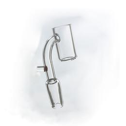 $enCountryForm.capitalKeyWord Australia - Quartz Enail Electronic 14mm 18mm Male With Hook Electronic quartz banger Nail fit 16mm Heating Coil 90 Degrees Glass Bongs Water Pipes