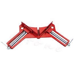 Angle Clamps Australia - 1 PC Practical 90 Degree Right Angle Picture Frame Corner Clamp Holderoodworking Hand Kit