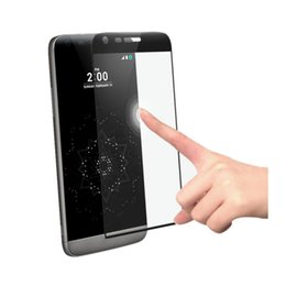 $enCountryForm.capitalKeyWord NZ - For LG G5 9H 3D Full Coverage Curved silk print Full Cover Tempered Glass Protective Film Screen Protector