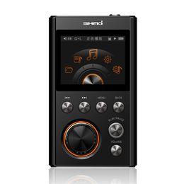 Wholesale Professional HIFI Lossless stereo MP3 Music Player DSD 64 256 Flac Mini Sport Running Digital Audio 24Bit 192Khz DAC Car Player TF expandabl