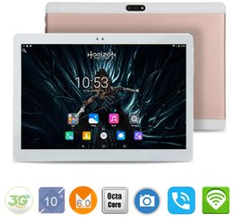 Chinese  2017 Octa Core 10 inch Android 7. 0 Tablet Pc 4GB RAM 64GB ROM IPS SIM card Phone Call Tab Phone Call Tablet pcs 7 8 9 manufacturers