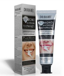 Wholesale Dr RASHEL new style foreign trade crystal bright white Peppermint mothproof tooth enhancing toothpaste
