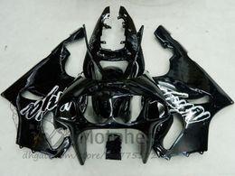 1998 Ninja Zx7r Fairings Australia - 3Gifts Fairings For KAWASAKI NINJA ZX7R 1996 1997 1998 1999 2000 2001 2002 2003 YEAR ZX7R 636 96 - 03 fairing #L566D11 black