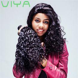 peruvian gold hair 2018 - 9a Virgin Hair Curly Gold Suppliers 100% Virgin Peruvian Human Hair Extension 4pcs lot Virgin Remy No Shedding Hair With
