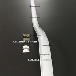 30pcs, longueur en aluminium flexible flexible pliable de 1 mètre, profil en aluminium mené flexible pour la bande menée 5050/5630/3528
