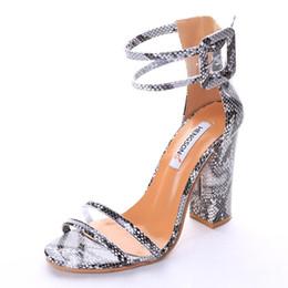 Vogue Sandals UK - 2018 Hot Sale Vogue Women Summer Shoes T-stage Fashion Thick High Dancing High Heel Ankle Sandals Sexy Stiletto Wedding Pumps