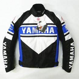$enCountryForm.capitalKeyWord Australia - Motorcycle Moto GP Protective Black Blue Jacket FOR YAMAHA Winter Motorbike Automobile Racing Clothing