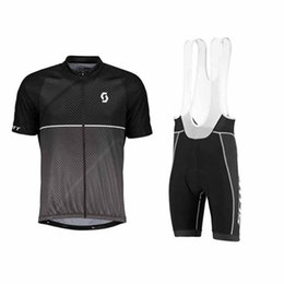 97f9c087d uci world tour Men SCOTT cycling clothing Breathable quick dry summer mtb  bicycle cycling Jersey mountain bike sportswear 92832Y
