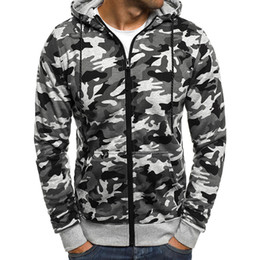 Wholesale flannel pullover for sale - Group buy Men Hoodie Camouflage Printing Flannel Hip Hop Sweatshirt Fashion Mens Hoodies Brand Autumn Cotton Pullover Male Hoody