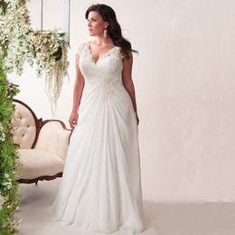 $enCountryForm.capitalKeyWord Canada - Empire Bohemian Wedding Dresses Cheap Maternity Gown Cap Sleeve Keyhole Lace Up Backless Chiffon Summer Beach Pregnant Bridal Gowns