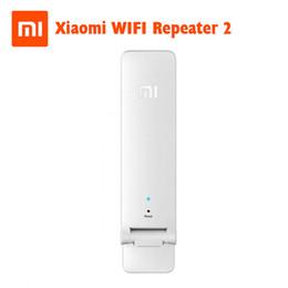 Опт Xiaomi WiFi Finders Mi WiFi Усилитель 2 Беспроводной Wi-Fi Ретранслятор 2 Сетевой Маршрутизатор Extender Антенна Wi-Fi Repitidor Бесплатная Доставка