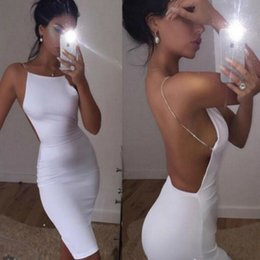 Hot Sexy White Dresses Australia - 2018 Hot Selling Sexy Diamond Customized Dressed Women's Dress White Black