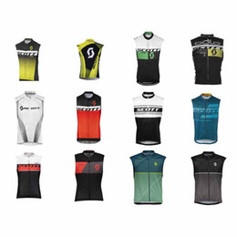 $enCountryForm.capitalKeyWord Canada - SCOTT Cycling Sleeveless jersey Vest Bisiklet team sport bike maillot ropa ciclismo cycling clothing Bicycle MTB bicicleta clothes F1436