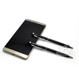 cheap phones for shipping 2019 - Super cheap Mobile phone stylus phone5 6 plus screen touch pen 3000pcs For sale black in stock with free shipping cheap