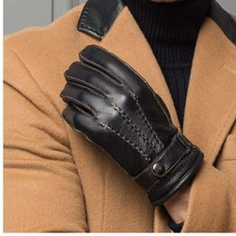 Men S Leather Driving Gloves Nz Buy New Men S Leather Driving