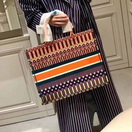 8889ab137dac Новый стиль холст кожа высокое качество известный бренд дизайнер роскошные  мода леди повседневная сумки на ремне