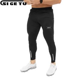 Vente en gros Autumnr Men Sports Jogging Pants Leggings Running Pants Gym Entraînement Exercices De Fitness Fitness