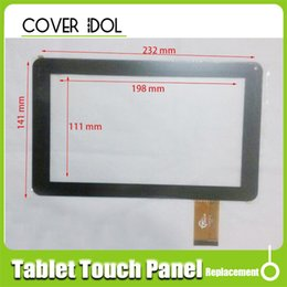 """$enCountryForm.capitalKeyWord Australia - 9"""" touch replacement tablet touch panel screen digitizer glass GT90BH8016 HXS YDT1143-A1 dh-0902a1-fpc03-02"""