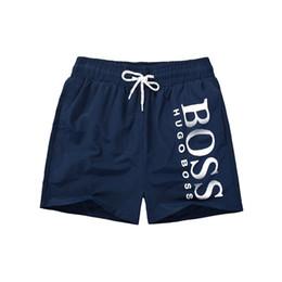 SALE Envío de la gota 2018 Nuevos pantalones cortos de verano Hombres cortocircuitos del tablero material de secado rápido 4 colores Tamaño M-XXL CALIENTE