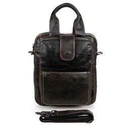 Discount jmd leather bags - JMD 100% Genuine Leather Genuine Leather Men's Handbag Small Messenger Bag 7266J