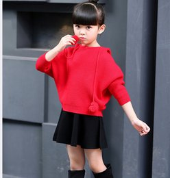 $enCountryForm.capitalKeyWord Australia - retail hot kids girl tracksuit baby girl 2pcs spring autumn casual skirt outfit clothing set children Hooded sweater sport set suits