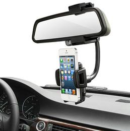$enCountryForm.capitalKeyWord Australia - Car rearview mirror Mounts Phone Holders Stands For BlackBerry KEY2,For Lenovo Z5,ZTE Axon 9 Pro