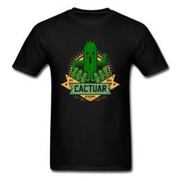 d20065c52 Cactuar Academy Tees Men T-shirt Final Fantasy T Shirt Cotton Tops Funny  Summer Tshirt Gamer Streetwear Cartoon